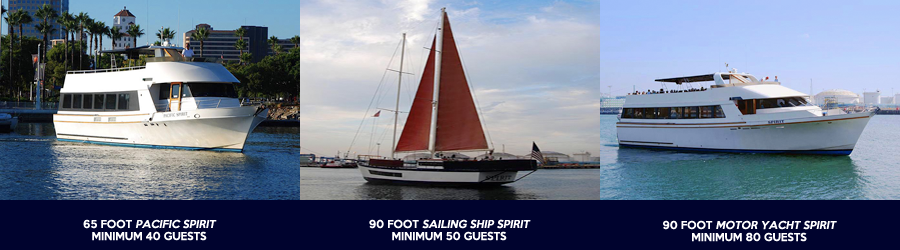 spirit cruises yacht weddings san pedro long beach